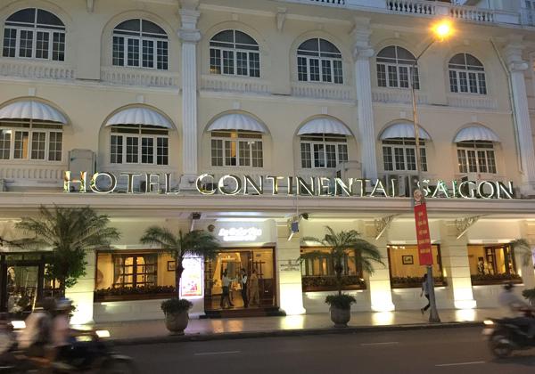 ホテルコンチネンタル