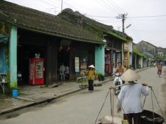 チャンフー通り(2000年12月撮影)