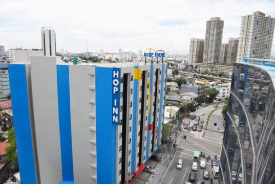 ホップインホテル・マカティアベニュー・マニラ