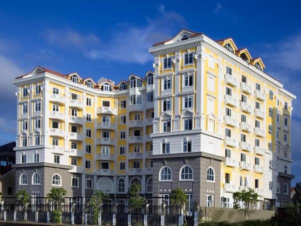 ホテル ロイヤル ホイアン