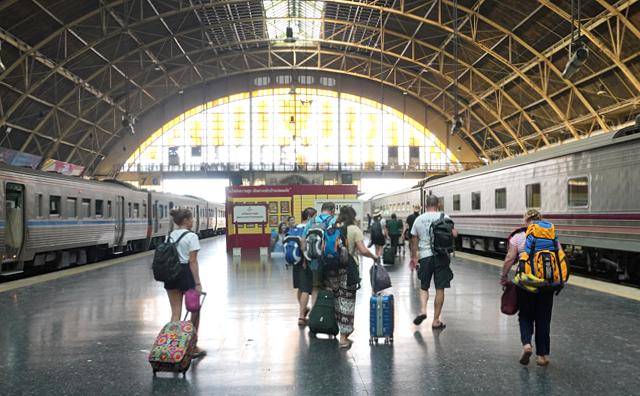 バンコク・フアランポーン駅