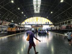 タイ国鉄フアランポーン駅