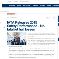 IATA Press Releases