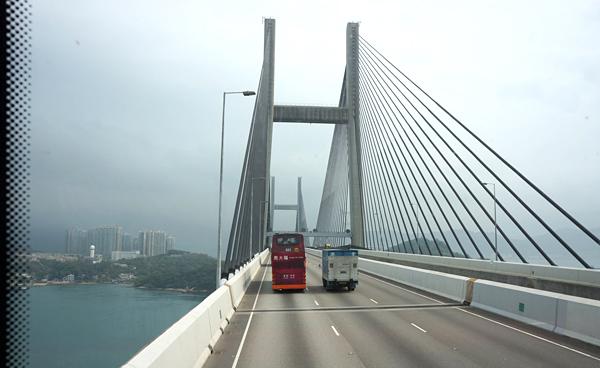 汲水門大橋