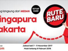 インドネシア・エアアジア、メダン発着の路線を拡大