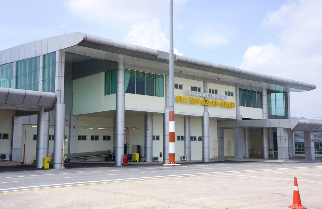イポー空港(スルタン・アズラン・シャー空港)