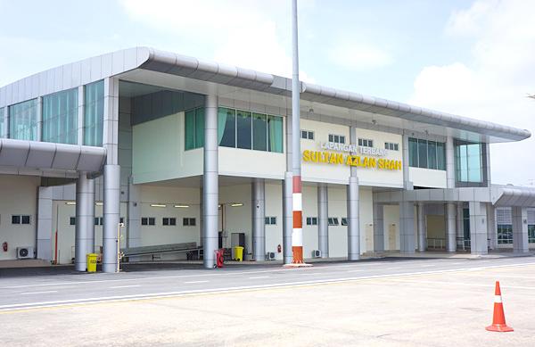 イポー空港ターミナル