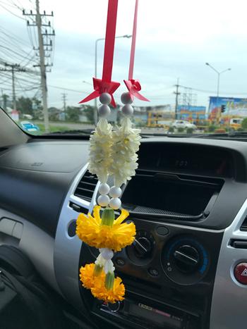 花輪を購入