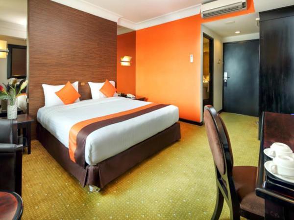 ジャカルタエアポートホテルの客室