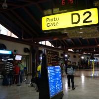 ジャカルタ スカルノハッタ国際空港
