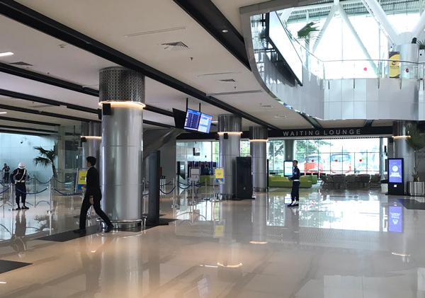スカルノ・ハッタ空港駅