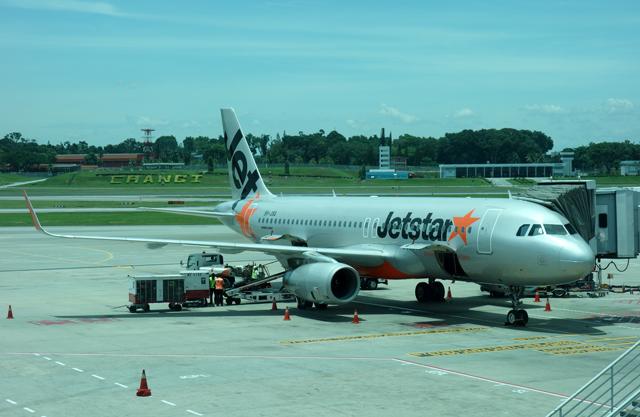 ジェットスター・アジアのエアバスA320型機