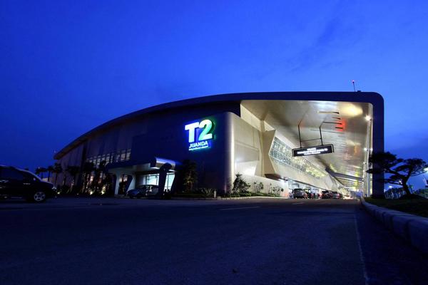 スラバヤ・ジュアンダ国際空港ターミナル2