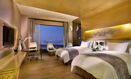 ケンピンスキーホテル青島 部屋