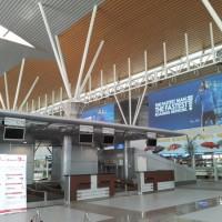 コタキナバル国際空港ターミナル1