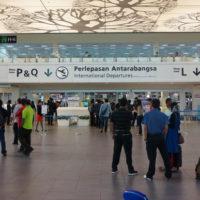 クアラルンプール国際空港 KLIA2国際線出発ゲート