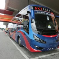 KLIA2~スバン空港間のバス