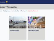 フィリピン航空の利用ターミナル一覧