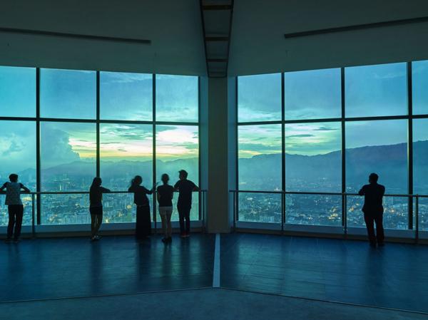 65階の展望室