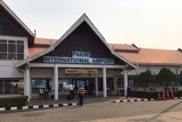 パクセー空港