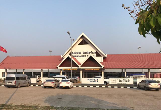 サワンナケート空港