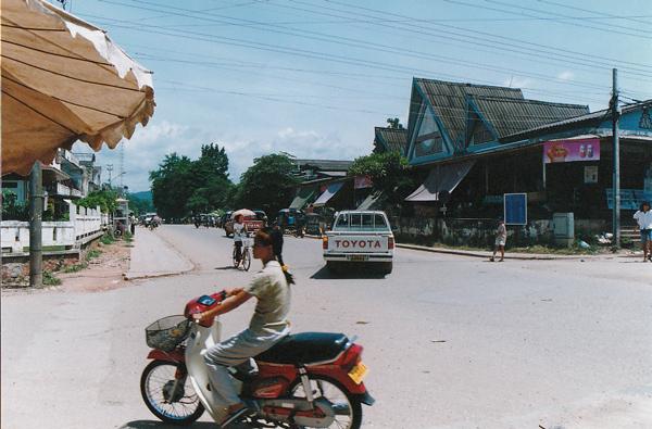 ダラ市場 1994年