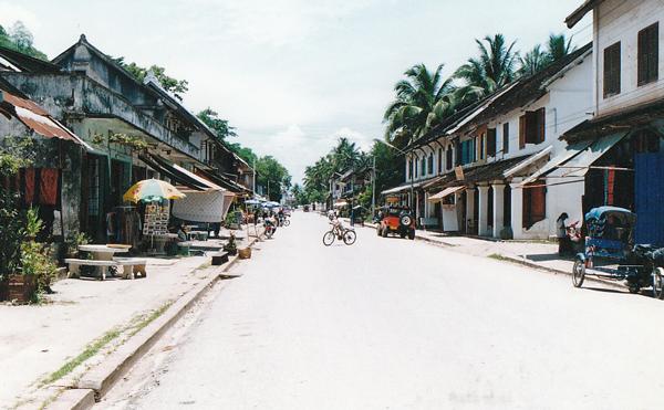 シーサワンウォン通り 1999年