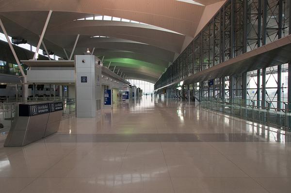 エアポートリンクのマッカサン駅