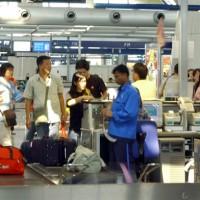 マレーシア航空のバゲージドロップオフ