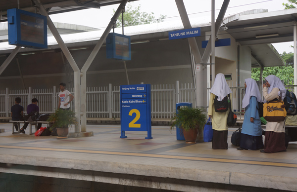 タンジュン・マリム駅