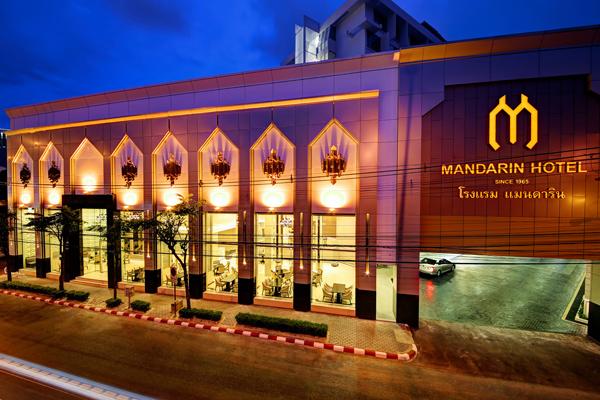 バンコクの老舗ホテル、マンダリンホテルが再オープン