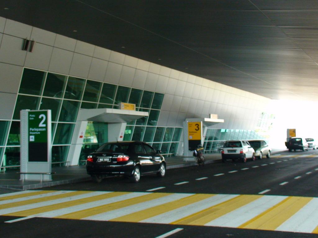 マラッカ空港