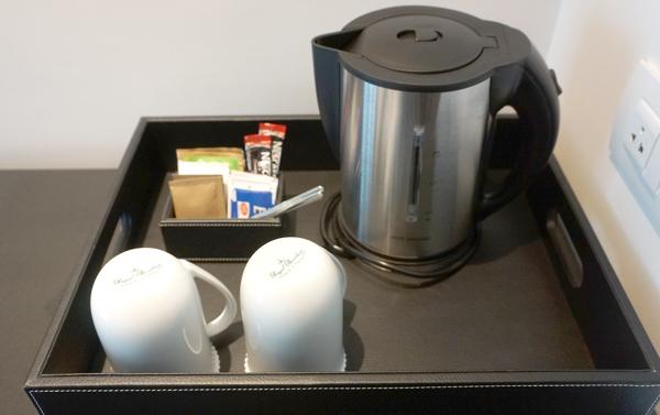 電気ケトル、コーヒー、紅茶など