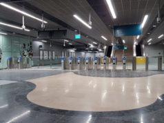 MRTジャラン・ブサール駅
