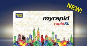 MyRapid TnGカード