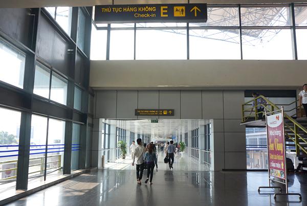 ノイバイ空港旧ターミナル