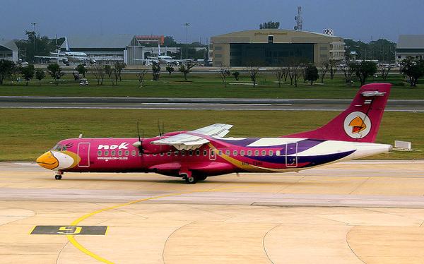 ノックエア ATR72