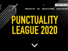 OAG Punctuality League 2020