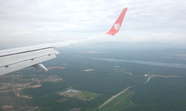 快適な空の旅