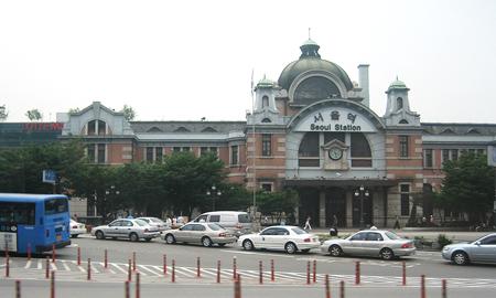 ソウル駅旧駅舎