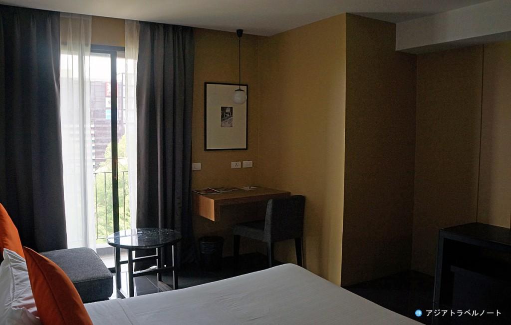 ページ10ホテル・パタヤの室内の様子