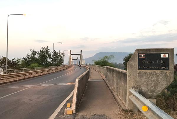 ラオス・日本橋