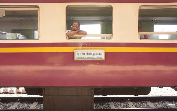 タイ国鉄の車両