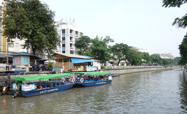 パドゥンクルンカセーム運河