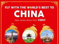 フィリピン・エアアジア セブ~上海線