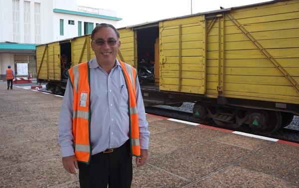 Royal Railway CEO John Guiry