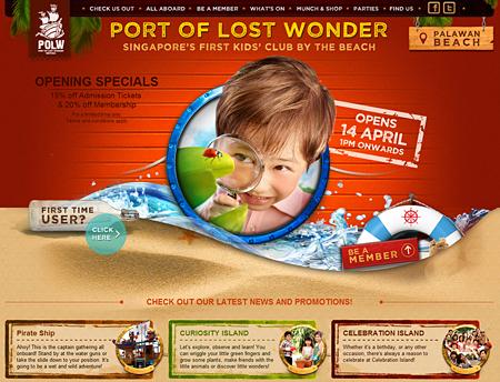 Port of Lost Wonder