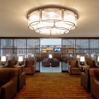 シェムリアップ国際空港内のプラザプレミアムラウンジ