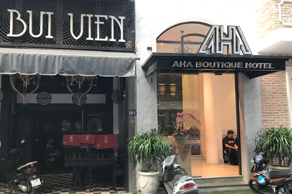 AHA Boutique Hotel