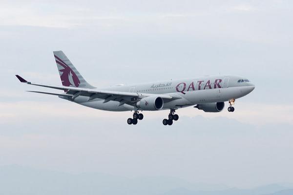 カタール航空 エアバスA330-200型機